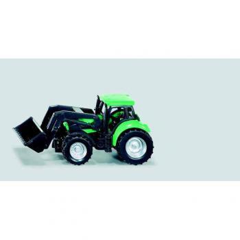 SIKU Super Traktor DEUTZ s čelním nakladačem