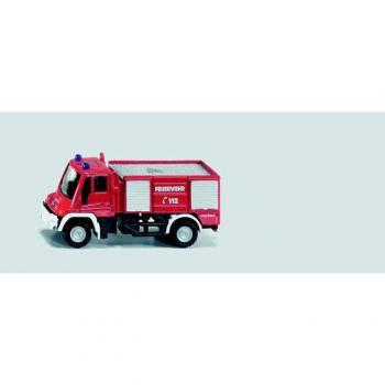 SIKU Blister požární vozidlo Unimog, měřítko 1:87