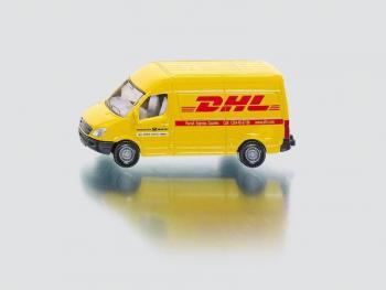 SIKU Super Poštovní dodávka Mercedes Sprinter 1:50