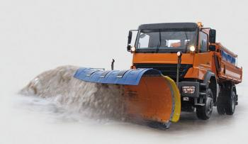 SIKU Super Zimní úklidové vozidlo