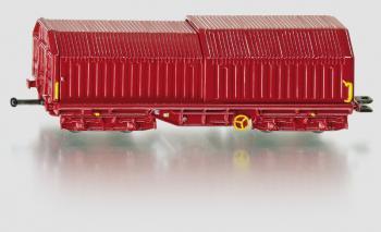 SIKU Blister - Nákladní vagón 1:120