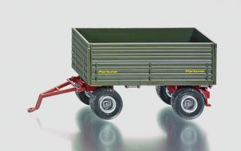 SIKU Farmer - Dvounápravový sklápěcí přívěs