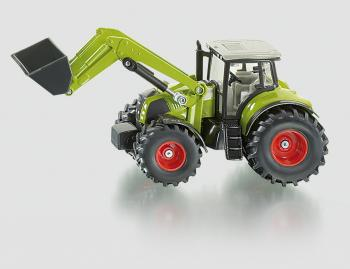 SIKU Farmer - Traktor Claas s předním nakladačem 1:50