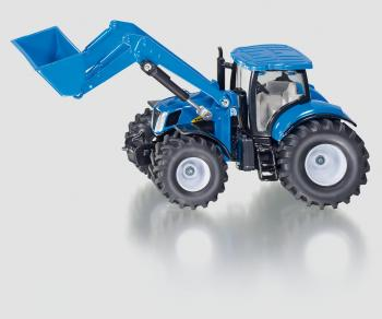 SIKU Farmer - Traktor Holland s předním nakladačem