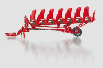 SIKU Farmer Rotační pluh k traktoru 1:32