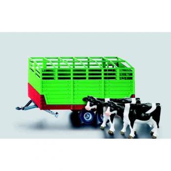 SIKU Farmer Návěs na přepravu zvířat