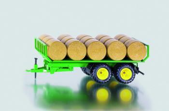 Siku Farmer Přívěs na kulaté balíky