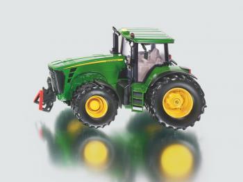 SIKU Farmer Pásový traktor John Deere 8345RT , 1:32