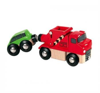 Kamion na odtahování aut