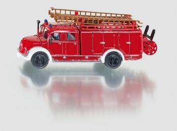 SIKU Super Cisternové požární vozidlo magirus