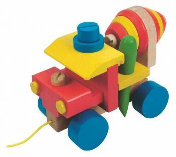 Woody Montážní automíchačka
