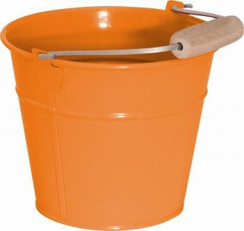 Kbelík - oranžový