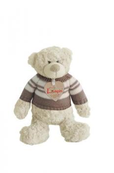 Medvěd Spencer ve svetru  26 cm