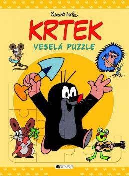 Miler Zdeněk: Krtek veselé puzzle