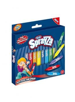 Sprayza 8-Pen Pack