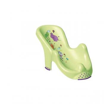 Zelené lehátko  Hippo