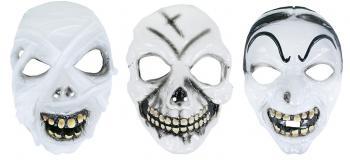 Maska plastová průhledná