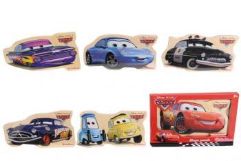 Simba Puzzle Disney Cars, 8 dílků, 30x17cm