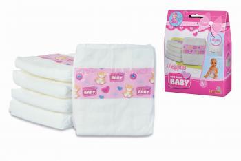 New Born Baby - Plenky pro panenku