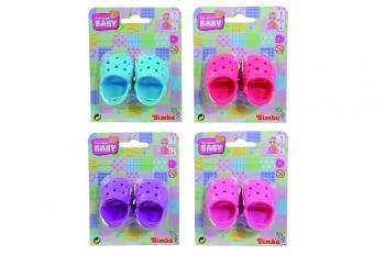 New Born Baby sandále pro panenky 43 cm