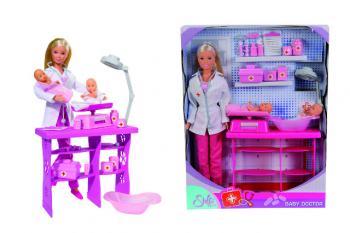 Panenka Steffi Baby-Doktor