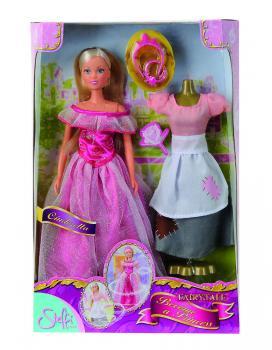 Pohádková panenka Steffi se stává princeznou