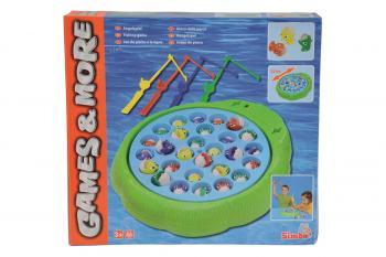Hra - Chytání rybiček na udici
