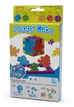 Happy cube 6 druhů - různé druhy obtížnosti
