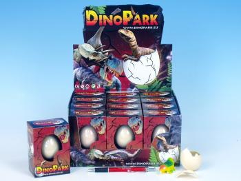 Dinosaurus líhnoucí se a rostoucí