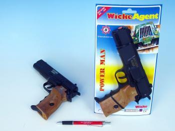 Kapslovka Powerman 22cm