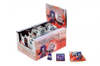 Figurka Transformers 4cm s puzzle kartičkou I.