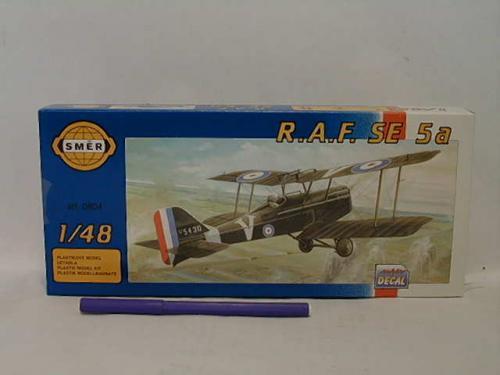 R.A.F. SE 5a. Scout