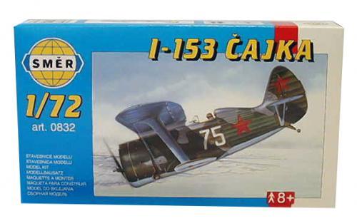 Polikarpov I - 153 Čajka