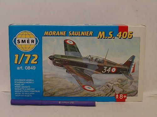 Morane Saulnier MS 406