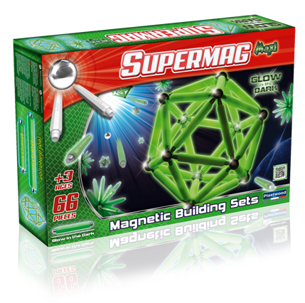 Supermaxi Fosfor 66 dílků