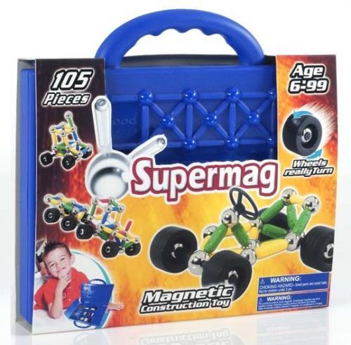 Supermag auta kufřík