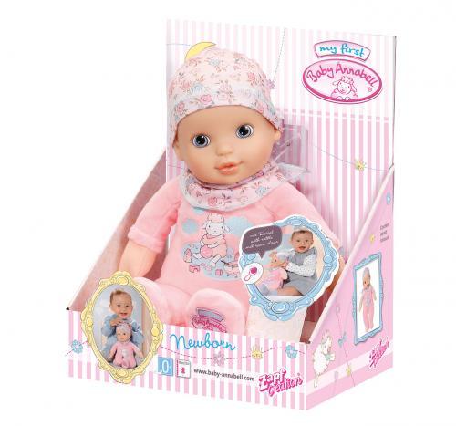 Baby Annabell Newborn Novorozeně