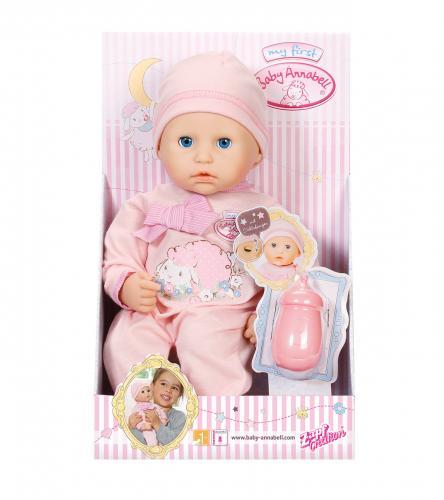 My First Baby Annabell se zavíracíma očima