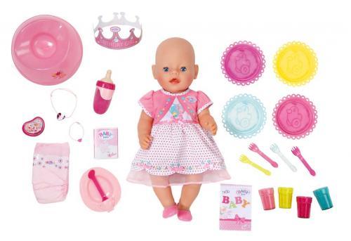 Interaktivní narozeninová Baby Born