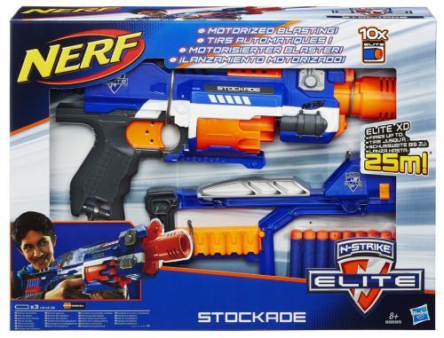 NERF N-Strike Elite Stockade Blaster