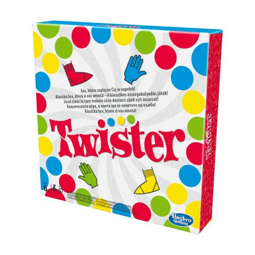 Hasbro Twister: Klasická hra
