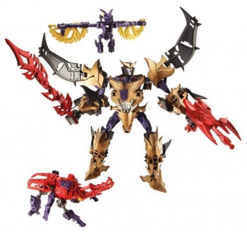 Transformers Construct Bots Team Ups