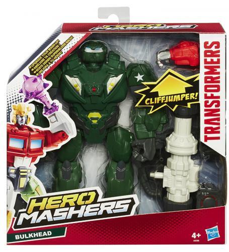 TRANSFORMERS HERO MASHERS FIGURKA S DOPLŇKY