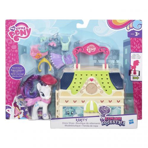 My Little Pony Otevírací hrací set, více druhů