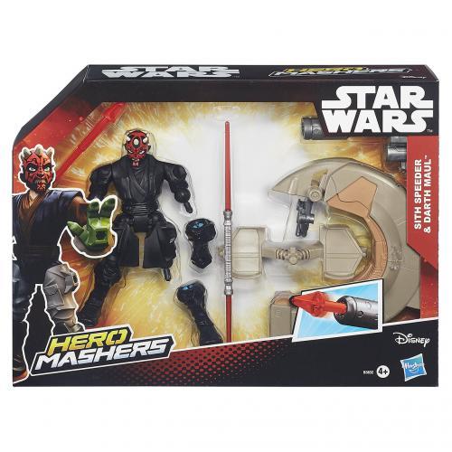 Star Wars HERO MASHERS SPEEDERS