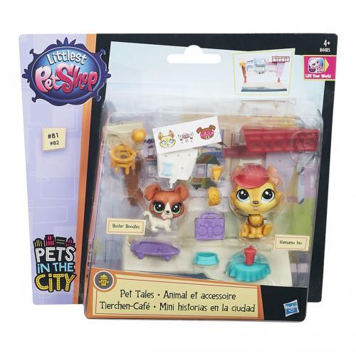Littlest Pet Shop Tématický hrací set, více druhů