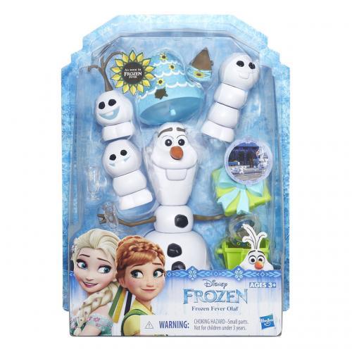 Ledové království Olaf s párty doplňky