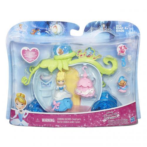 DPR Mini hrací set s panenkou assort