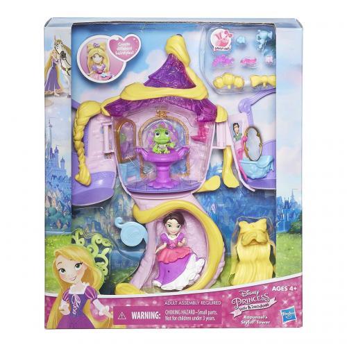 Disney Princezny Rapunzels stylin tower