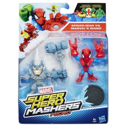 Avengers - Micro Hero Mashers dvojbalení, více druhů